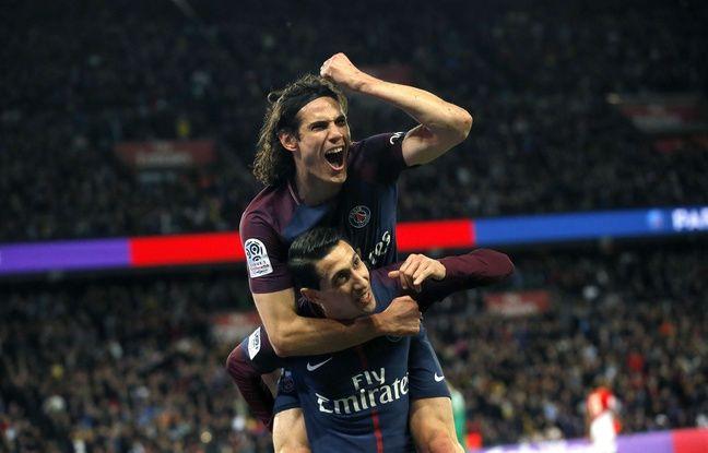 PSG: Cavani souhaite une équipe plus unie l'an prochain pour gagner la Ligue des champions