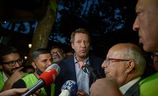 Yannick Jadot, eurodéputé EELV.