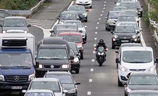 100.000 automobilistes par jour empruntent l'axe concerné par les travaux. La région craint des embouteillages.