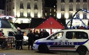 Une camionnette a foncé dans la foule à Nantes