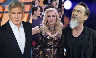 Harrison Ford, Madonna et Florent Pagny s'installent tous les trois au Portugal.