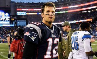 Tom Brady le 23 novembre 2014.