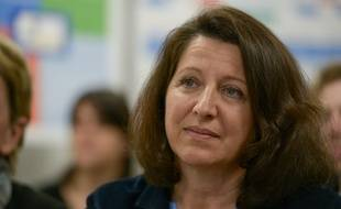 La ministre de la Santé Agnès Buzyn, le 8 mars 2019 à Paris.
