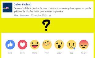 20 Minutes a testé les nouveaux emojis Facebook