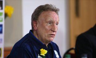 Le manager de Cardiff Neil Warnock s'exprime pour la première fois sur la disparition d'Emiliano Sala, en conférence de presse le 28 janvier 2019.