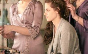 Ashley Greene et Kristen Stewart .