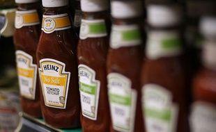 L'offre de rachat sur Heinz est la plus grosse dans le secteur agro-alimentaire
