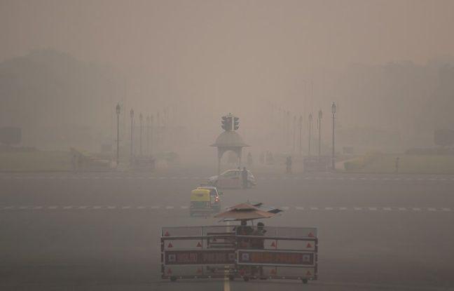 Inde: Un pic de pollution rend l'air de New Delhi irrespirable après la fête de Diwali Nouvel Ordre Mondial, Nouvel Ordre Mondial Actualit�, Nouvel Ordre Mondial illuminati