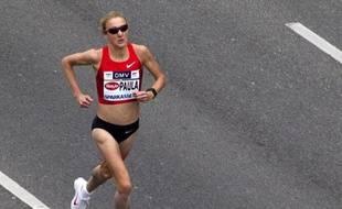 La Britannique Paula Radcliffe, détentrice du record du monde du marathon, devrait déclarer forfait pour le marathon des jeux Olympiques de Londres le 5 août, rapporte dans son édition à paraître le Mail On Sunday.