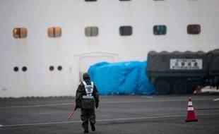 Au total ce 17 février, 454 passagers du paquebot placé en quarantaine au Japon ont été testés positifs au Coronavirus.