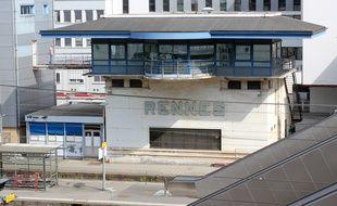 L'ancien centre d'aiguillage de la gare de Rennes date de 1941. Le 19 mai, il passera le relais à un nouveau centre entièrement numérisé.