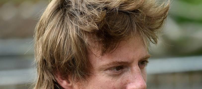Gauthier Istin a remporté le prix de la meilleure coupe mulet dans la catégorie masculine.
