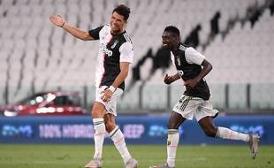 Cristiano Ronaldo et Blaise Matuidi encore sacrés champions d'Italie