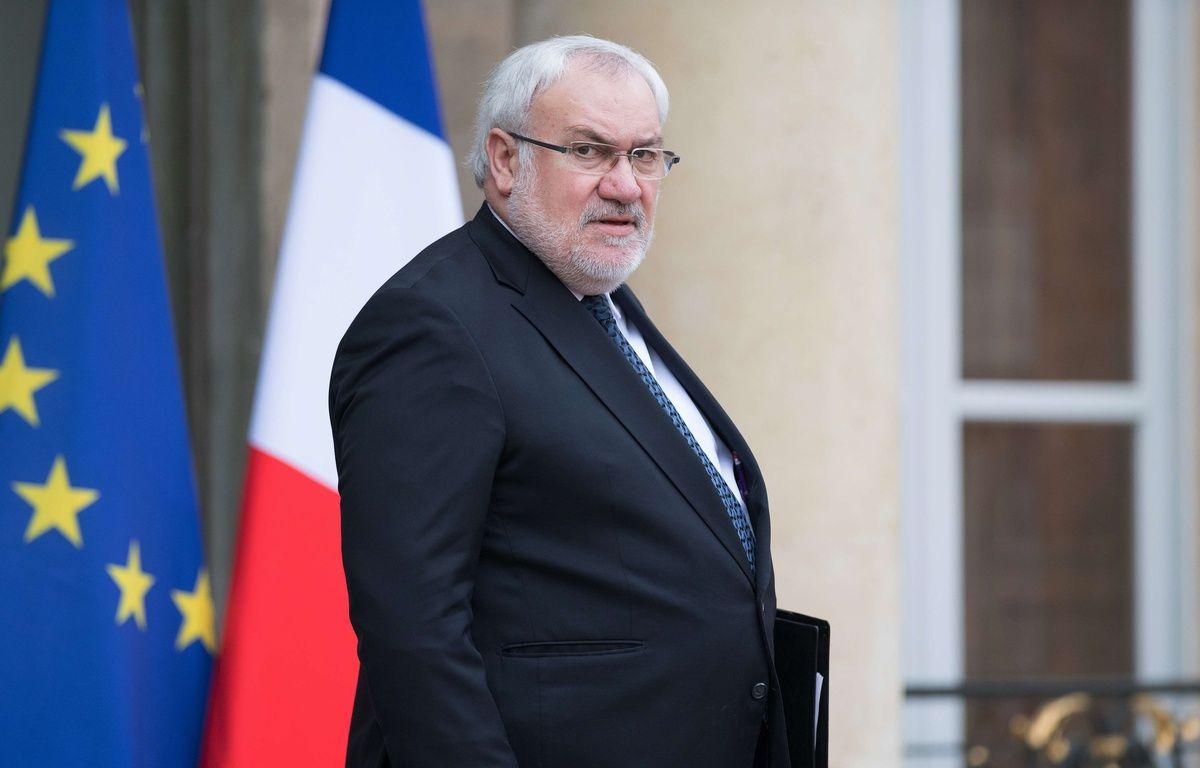 Jean-Marc Todeschini au palais de l'Elysée, le 8 mars 2017.  – David Niviere /SIPA