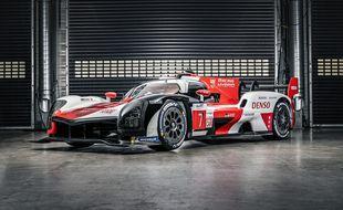 Parmi les trois modèles d'hypercars en lice aux 24h du Mans cette année, la Toyota GR010 est la seule à disposer d'une motorisation hybride.