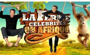 La «Ferme célébrités» en 2010 sur TF1.
