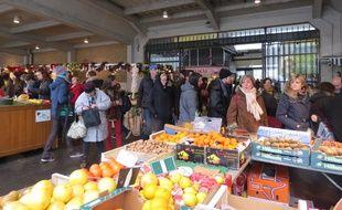 Strasbourg: Ce qu'il faut savoir sur le projet de création d'un marché couvert (Illustration, à Nantes)