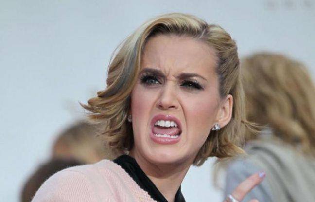 Katy Perry à Los Angeles en décembre 2011.