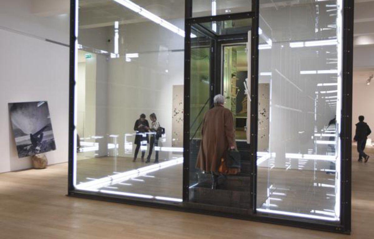 La Fondation Rosenblum, une galerie interdite au public, accueillera les Parisiens à l'occasion de Paris Face cachée les 31 janvier, 1er et 2 février 2014.  – A. GELEBART / 20 MINUTES