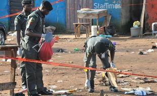 Deux attentats suicides ont eu lieu au Nigeria le 3 octobre 2015