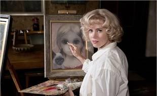 Amy Adams dans Big Eyes