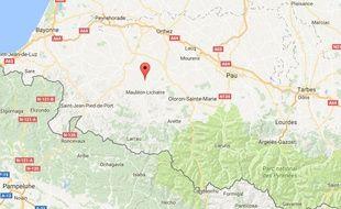 Un quinquagénaire a harcelé pendant près d'un an une femme de 46 ans à Espès-Undurein.