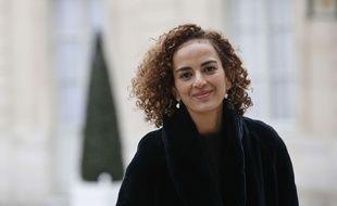 La romancière Leïla Slimani