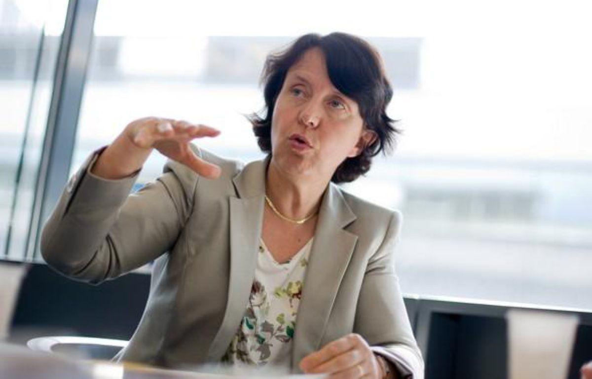 Barbara Dalibard, directrice Voyages de la SNCF – S. Pouzet/ 20 MINUTES