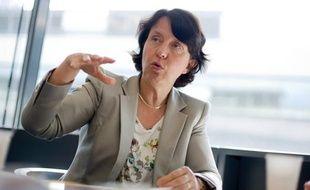 Barbara Dalibard, directrice Voyages de la SNCF