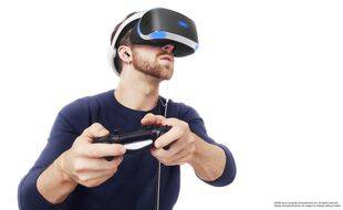 Sony annonce un nouveau casque VR pour la PS5