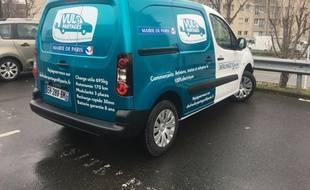La mairie de Paris testera pendant un an un service de partage de véhicules propres pour les professionnels dans les 2e et 3e arrondissements.