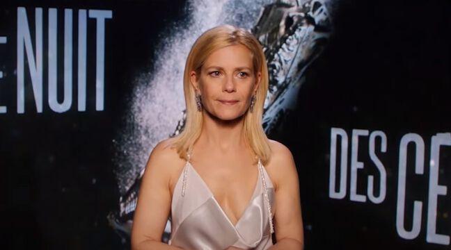 César 2021 : Marina Foïs en toute décontraction dans la première bande-annonce de la cérémonie - 20 Minutes