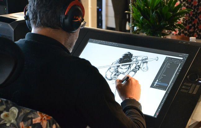 Dans les studios d'Ubisoft à Montpellier