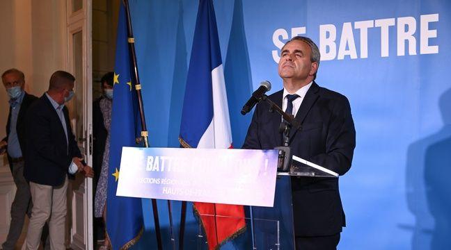 Résultats des régionales dans les Hauts-de-France: «La nationalisation du scrutin a été profitable à Xavier Bertrand»