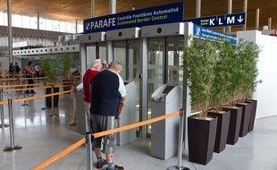 Les terminaux Eurotunnel seront équipés de sas Parafe.