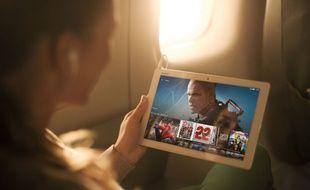 L'Xperia Z4 Tablet disposera d'un écran de 10 pouces 2K.