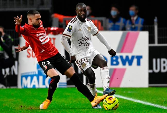 Youssouf Sabaly arrive en fin de contrat avec les Girondins.