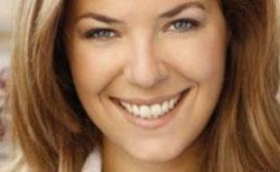 Claire Barsacq, présentatrice du 19.45 sur M6.