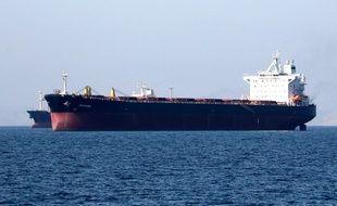 Un pétrolier dans le port de Bandar Abbas, en Iran, le 30 avril 2019.