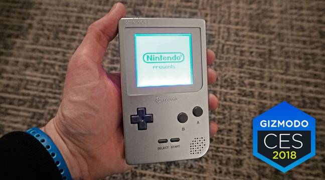 Nintendo: C'est au tour de la Game Boy de renaître de ses 8-bits