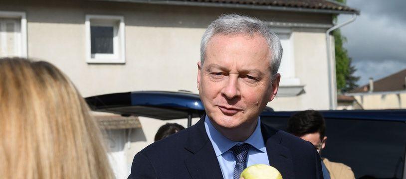 Le ministre de l'Economie Bruno Le Maire a promis que les entreprises en difficulté pourront étaler leur dette sociale jusqu'à 36 mois.
