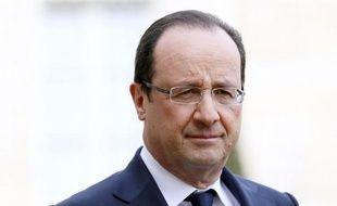 Le président François Hollande effectuera sa première visite en Chine les 25 et 26 avril, ont annoncé lundi le gouvernement chinois et l'Elysée.