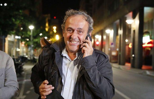 Bientôt libéré de sa suspension, Michel Platini réfléchit à la présidence de la FFF