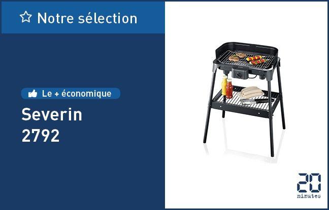 Barbecue électrique Severin 2792.