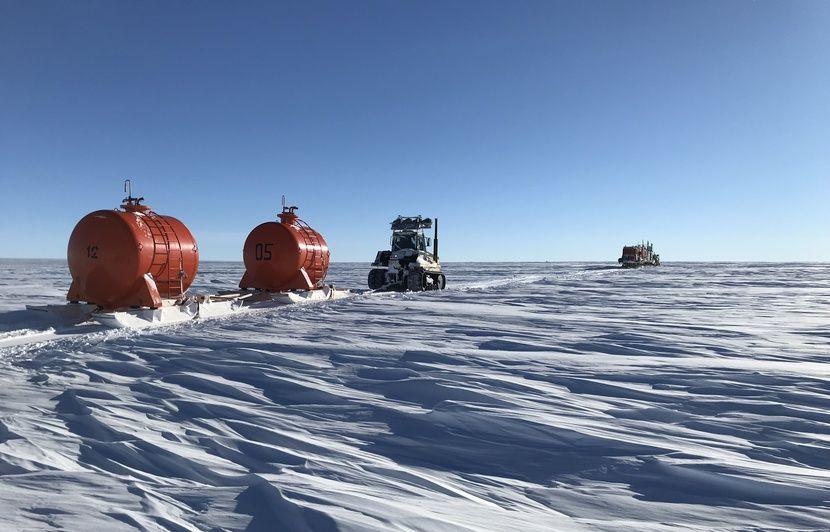 Antarctique : Un raid scientifique en terre hostile pour lever une grande inconnue du changement climatique