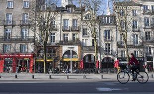 Appartements cour des 50-Otages à Nantes.