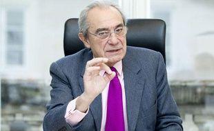 Bernard Debré, à Paris le 13 février 2013.