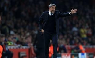 Le coach du FC Bâle, Urs Fischer, veut encore plus aller
