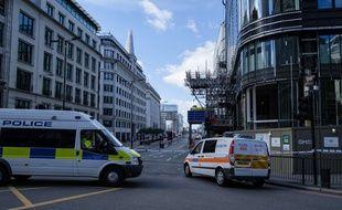 Le quartier de London Bridge et Borough Market bouclé dimanche 4 juin au lendemain des attaques terroristes.