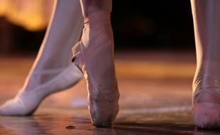 Illustration de danse classique